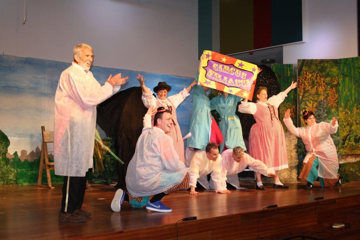 2012   Circus Filiassi