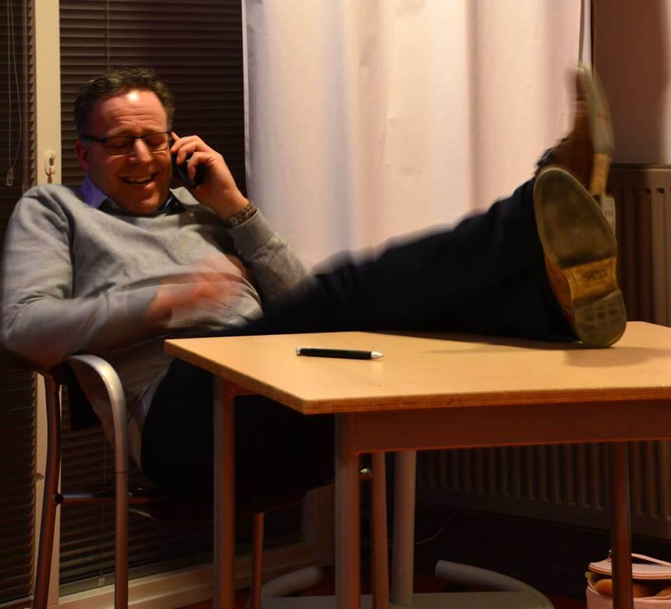 2018   Van Stekker tot Stopcontact